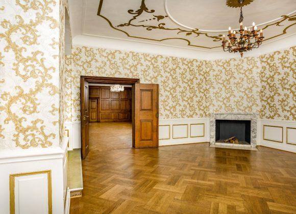 goldener salon